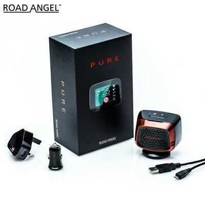 Road Angel Pure Advanced Speed Camera Alert System