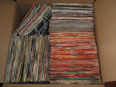 "NDW / D. SCHLAGER  + VIELE POLYDOR (50-60ties), LOT MIT CA. 250 SINGLES/ 7""  #A"