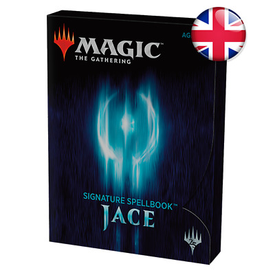 MTG Magic the Gathering : Signature Spellbook : Jace Beleren  - Anglais - Sealed