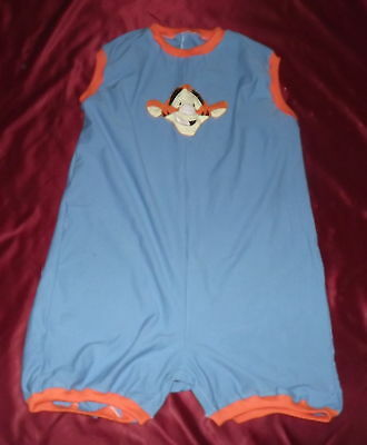 New Adult baby romper sleeper tigger chest 46 inches