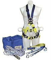 Sala Professional Roof Workers Kit Height Safety Harnessess