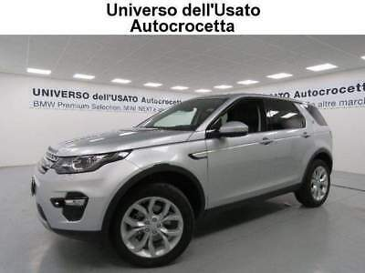 Land Rover Discovery Sport 2.0 TD4 150 CV HSE Auto EURO 6