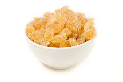 Just Gluten Free Crystallised Ginger 250g Organic Gluten Free Health Food