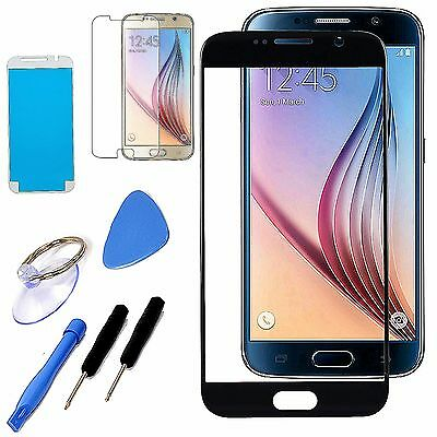 d2a4c7dba05 Black LCD Screen Glass Lens Replacement Repair Tools For Samsung Galaxy S7  G930