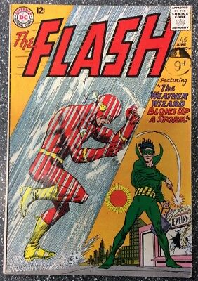 The Flash #145 (1964) Silver Age Issue