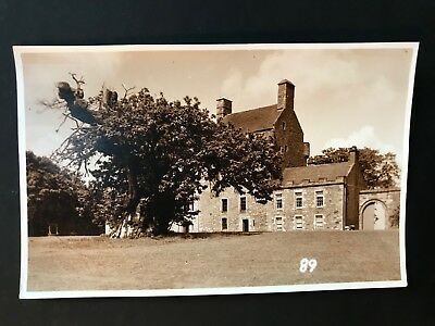 Judges' Ltd PROOF RP Postcard - Bemersyde House & Tree   ref131