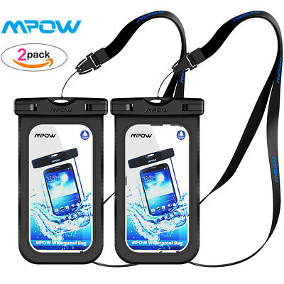 MPOW Phone Bag Universal Pouch Dry Case Protector Cover for iPhone 8 x Samsung