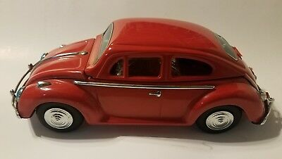 "Vintage 1960's  Volkswagen decanter 14.5"" Japan VW Bug"