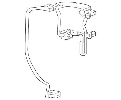 Genuine Mopar Wire Harness 68240475aa