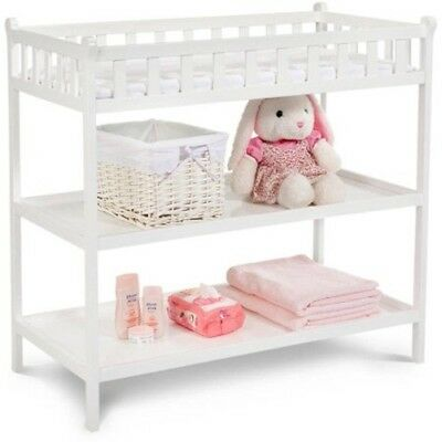 Strange Baby Changing Table With Storage Shelves Infant Bed 3 Tier Nursery Furniture New Download Free Architecture Designs Embacsunscenecom