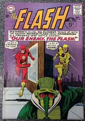 Flash #147 (1964) Silver Age Issue - 2nd Reverse Flash