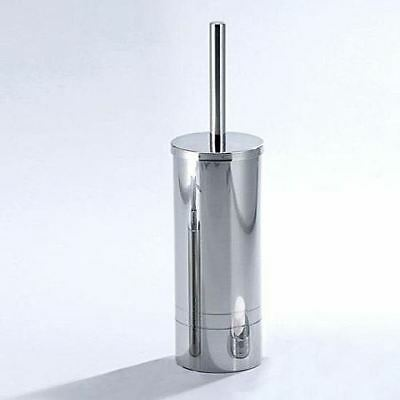 Blue Canyon Elle Luxury Quality Stainless Steel Toilet Brush And Holder
