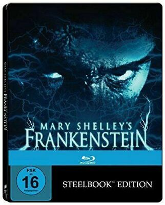 Mary Shelley's Frankenstein - Limited Edition Steelbook [Blu-ray] New & Sealed!!