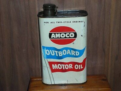 Amaco outboard oil can 1 US. quart        30