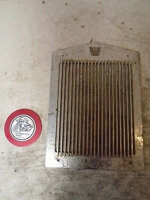 1981 Honda Goldwing Gl1100 Radiator Guard / Grill