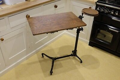 "Antique Edwardian ""Adapta"" Table - Useful, Quirky!"
