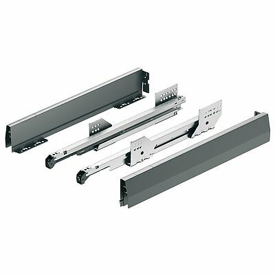 SET OF BLUM Tandem End Cap In Gray For The 552H/562H Series
