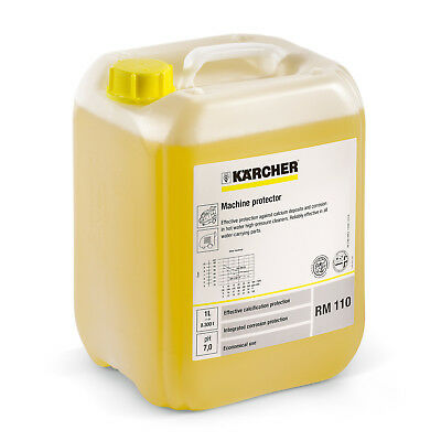 Kärcher 10 L Liquid Descaler RM 110 10 Litre Descaler RM110 Care Cleaner