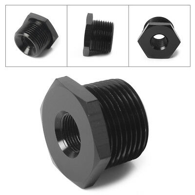 Threaded Adapter Solvent Trap Cleaning Automotive Fuel Filters 1/2-28 to 3/4 NPT