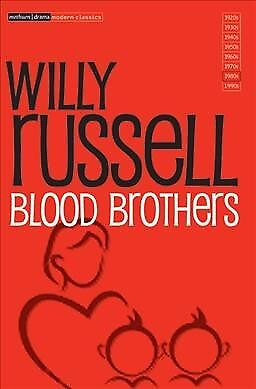 Blood Brothers, Paperback by Russell, Willy
