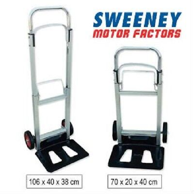 Sack Trolley Truck Super Light Weight(6Kg)  Foldable Up To 90Kg Capacity