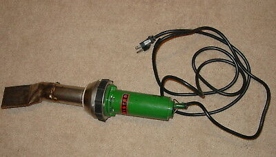 Leister Heat Gun Hot Air Blower 110V 2000W Only Used A Few Times Great Condition