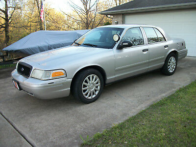 2006 Ford Crown Victoria Police Interceptor 2006 Ford Crown Victoria Police Interceptor P71 in Great Running Condition