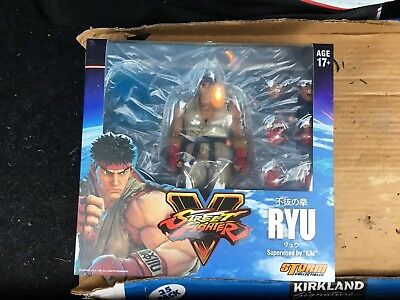 Storm Collectibles Street Fighter V Ryu Used