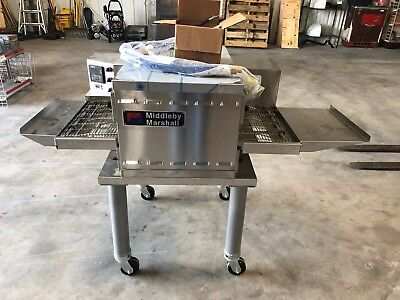 Middleby Marshall PS520G Natural Gas Pizza Oven - NEW