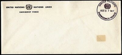 Cyprus United Nations Force UNFICYP cover