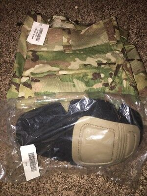 US ARMY Multicam FR ARMY COMBAT PANT Medium REGULAR With Crye Inserts NWT