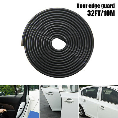 32FT Car Side Door Edge Defender Protector Trim Guard Protection Strip U Shape 1