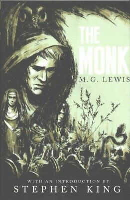 Monk : A Romance, Hardcover by Lewis, M. G.; King, Stephen (INT)