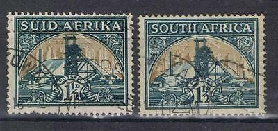 South Africa 1933 1948 1½d  SG 57  Used