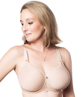 Hotmilk Obsession Maternity Bra - Nude