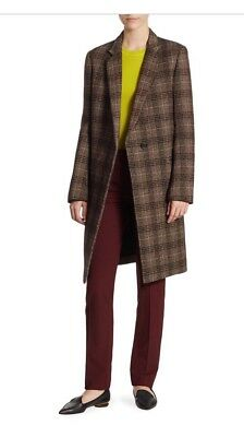 8869a74841f0 THEORY LONG Sleeve Duffle Coat, wool cashmere, Large L , New, $850 ...