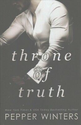 Throne of Truth, Paperback by Winters, Pepper