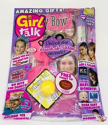 Girl Talk Magazine #607 With AMAZING FREE GIFTS!! (NEW)
