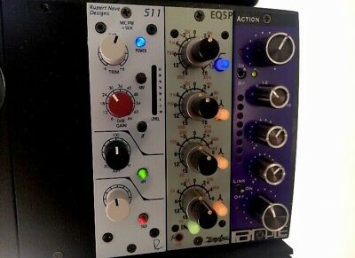 Rupert Neve Designs Portico 511 500-Series Mic Preamp with Silk Control