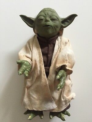 Star Wars Talking Yoda Doll