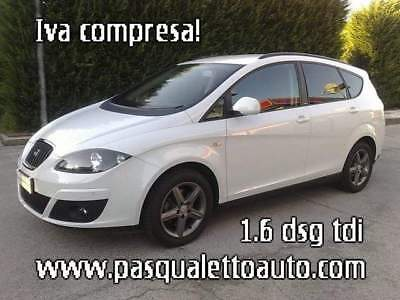 SEAT Altea XL UNICO PROP. 1.6 TDI 105 CV CR DSG I-Tech