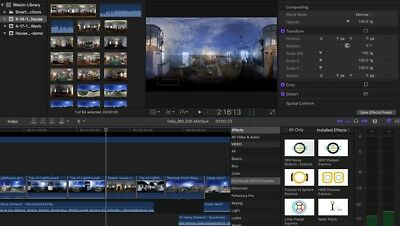 Final Cut Pro X (10) (OFFERS ENCOURAGED! ONE TIME DISCOUNT)