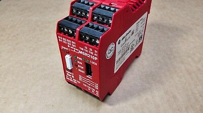 AB Allen-Bradley 440R-H23176 Guard Master MSR210P Safety Relay Series B