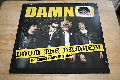 The Damned - Doom The Damned - Rare Record Store Day 2018 - Ltd Vinyl LP - Look
