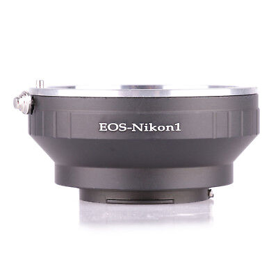 EOS-N1 Adapter Ring For Canon EF EF-S Mount Lens to Nikon 1 Camera J4 J5 V3 V5