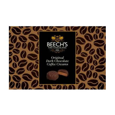 Beech's Fine Chocolate - Dark Chocolate Coffee Creams - 3 x 150g