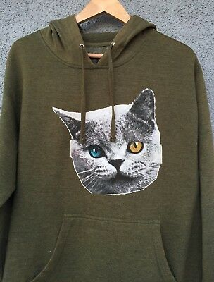 ee29c15e9c8a GOLF WANG CAT Hoodie Size M Odd Future Tyler The Creator Sweatshirt ...