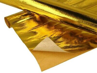 BOOST products Hitzeschutz - Matte Gold - 30x60cm