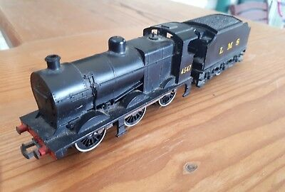 Lima steam loco with tender 0-6-0 Class 4 (Fowler). HO scale #4547