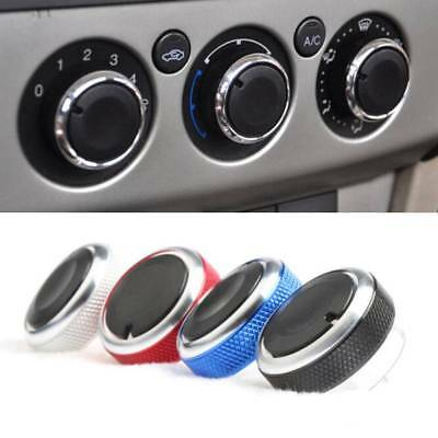 3X Air Condition Knob Car A/C Heater Control Switch for 2005-2012 Ford Focus O